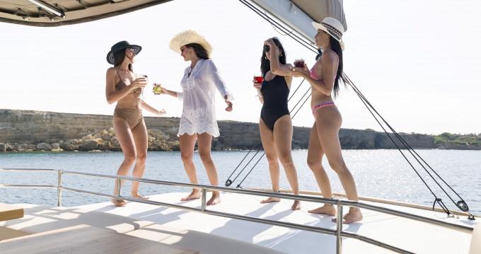 Rental yacht Capo d'Orlando - Bali Catamarans Bali 5.4 on SamBoat