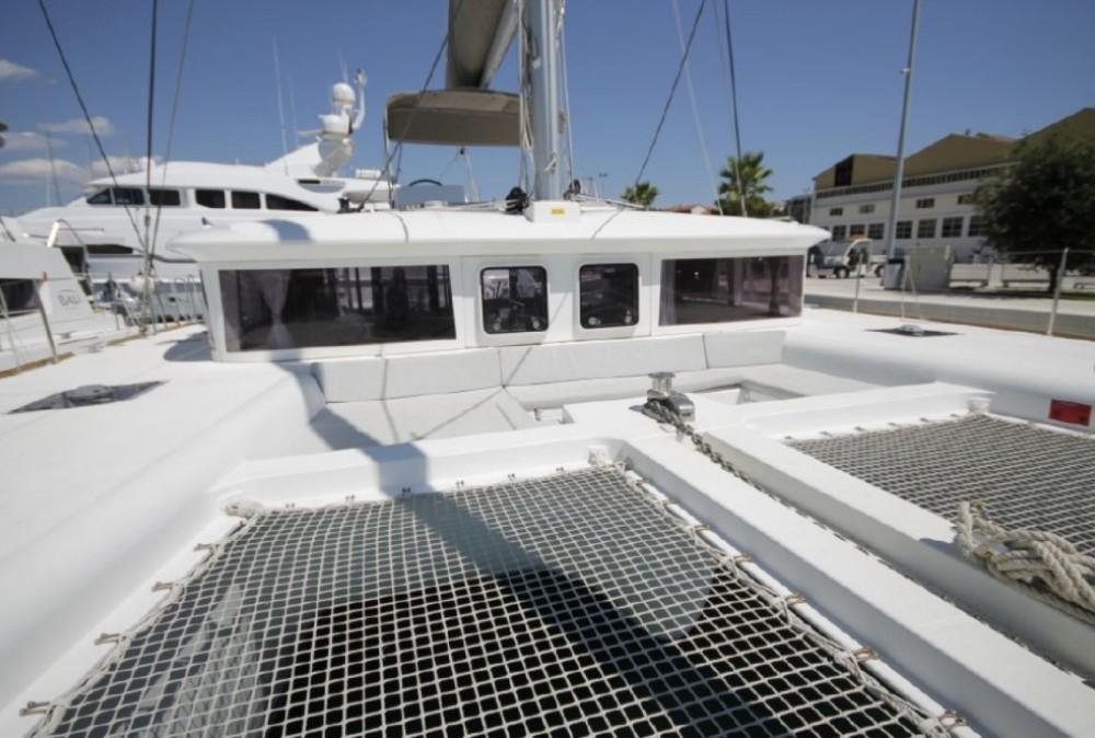 Rental yacht Athens - Lagoon 450 on SamBoat