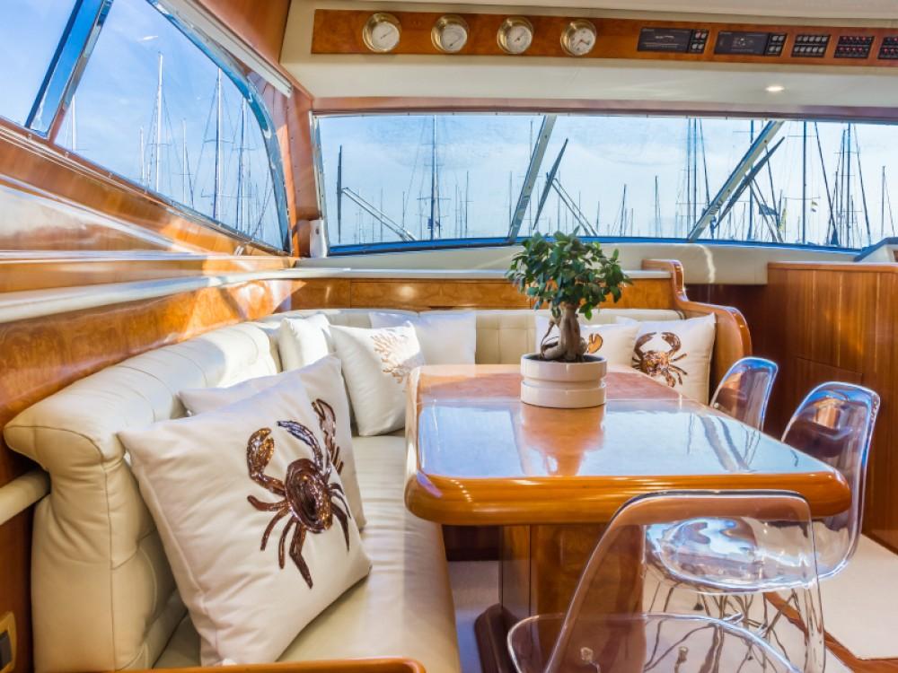 Rental Yacht in Álimos -  Posillipo Technema 70