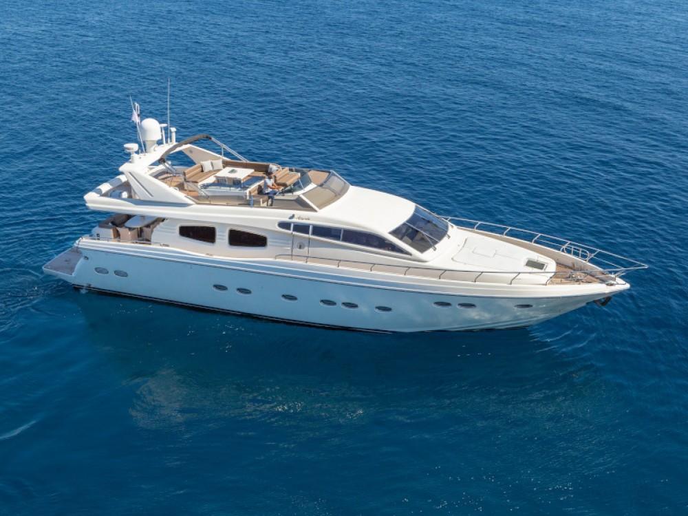 Boat rental Álimos cheap Posillipo Technema 70