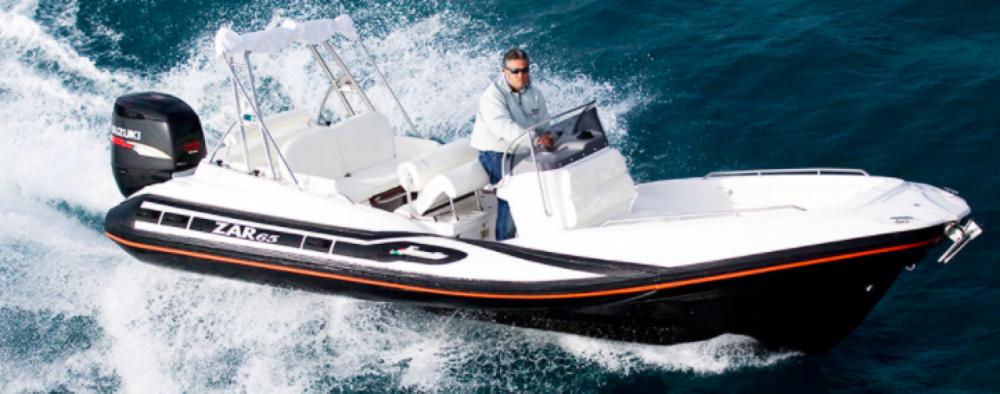 Rental Motorboat in Arcachon - Zar Formenti Zar 65