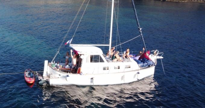 Boat rental Hyères cheap 45 luxe