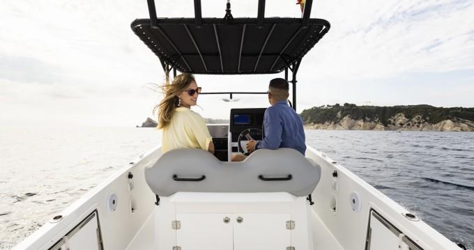 Rental Motorboat in Dénia - Bénéteau Flyer 8 SPACEdeck