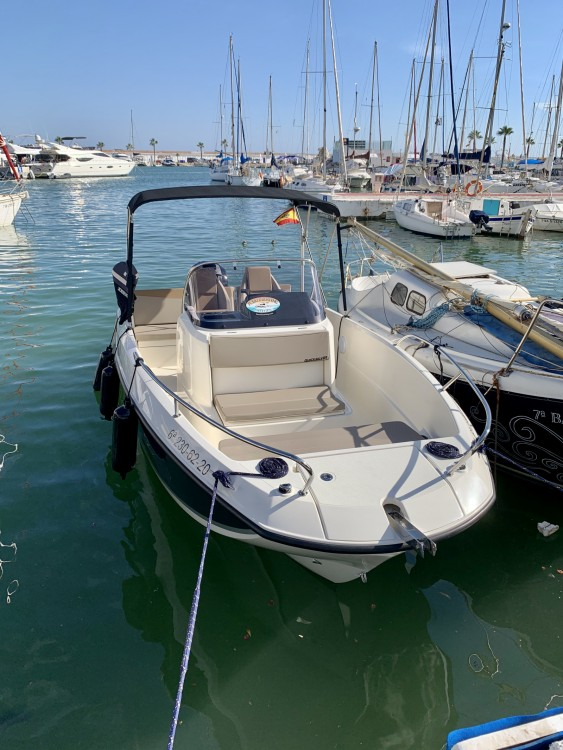 Rental yacht Sitges - Quicksilver Activ 605 Open on SamBoat