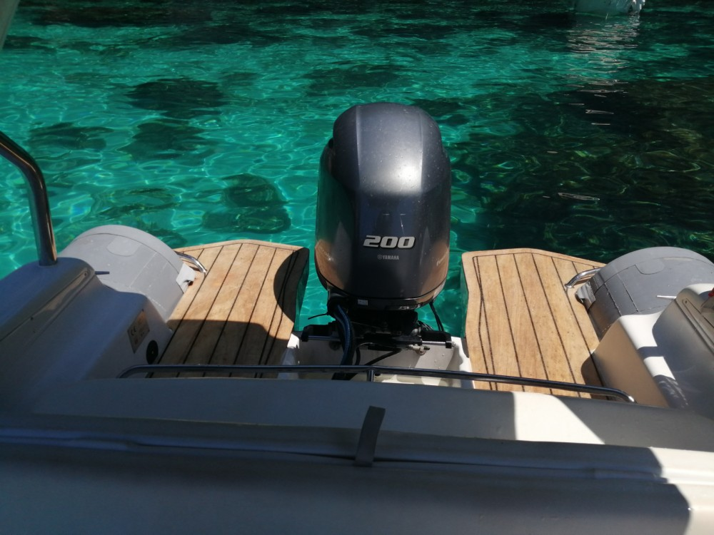 Hire RIB with or without skipper Sacs Sliema