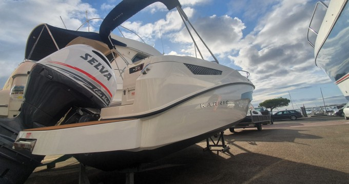 Hire RIB with or without skipper Brig Arcachon