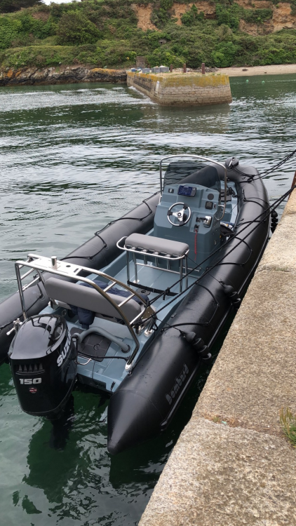Hire RIB with or without skipper Bombard Quiberon