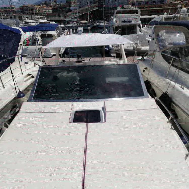 Hire Motorboat with or without skipper Molinari Castellammare di Stabia