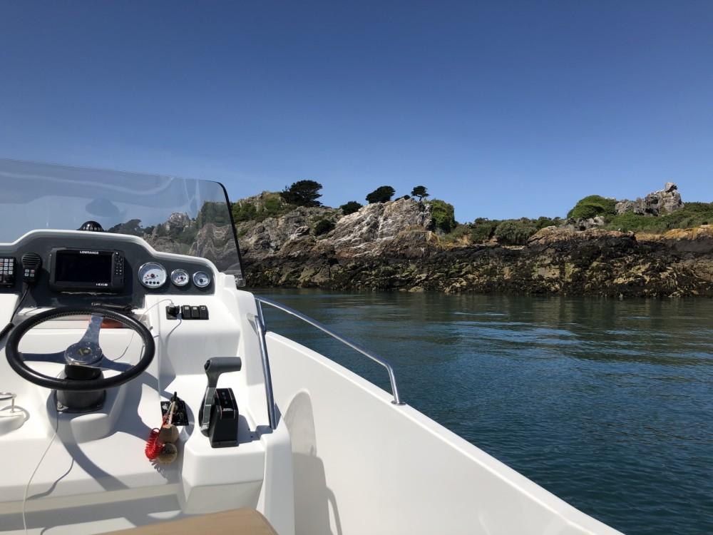 Boat rental Lézardrieux cheap Cap Camarat 7.5 CC