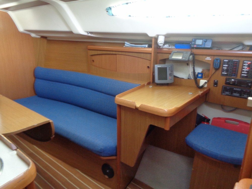 Jeanneau Sun Odyssey 29.2 between personal and professional Vallauris