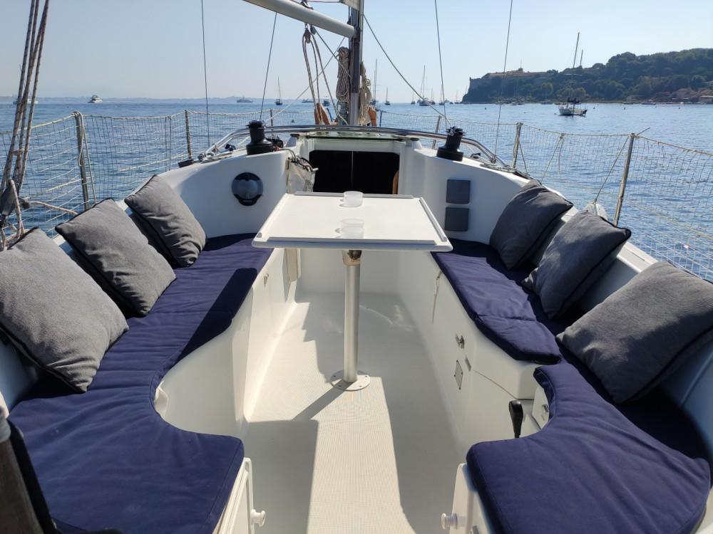 Boat rental Vallauris cheap Sun Odyssey 29.2