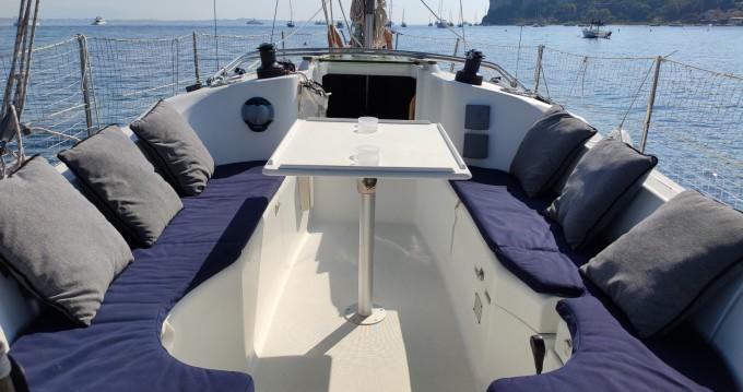 Rental yacht Golfe-Juan - Jeanneau Sun Odyssey 29.2 on SamBoat