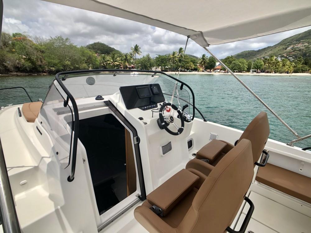 Boat rental Les Trois-Îlets cheap Flyer 8 SUNdeck
