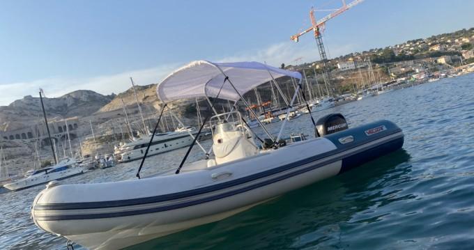 Rental RIB in Marseille - Valiant Valiant 550 Comfort