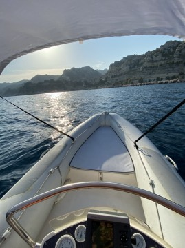 Boat rental Marseille cheap Valiant 550 Comfort