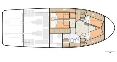 Rental yacht Porto - Greenline Greenline 40 on SamBoat
