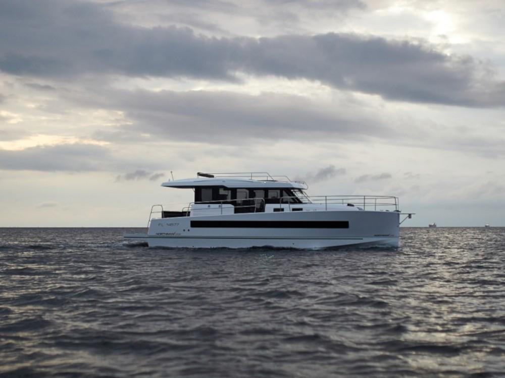 Rental Motorboat in  -  Northman 1200 Elegance Flybridge