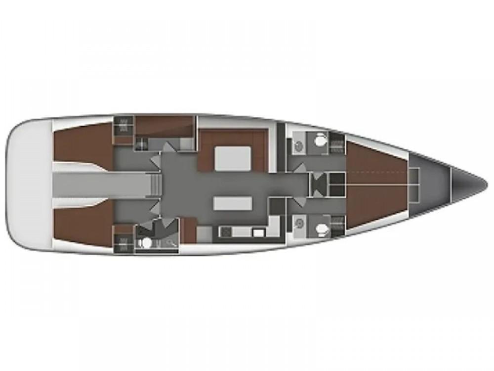 Rent a Bavaria Bavaria 55 Cruiser