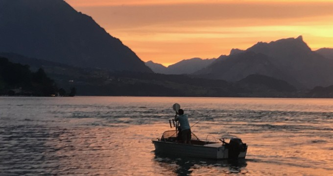 Rental yacht Interlaken - Prua al vento Jaguar 5.7 on SamBoat