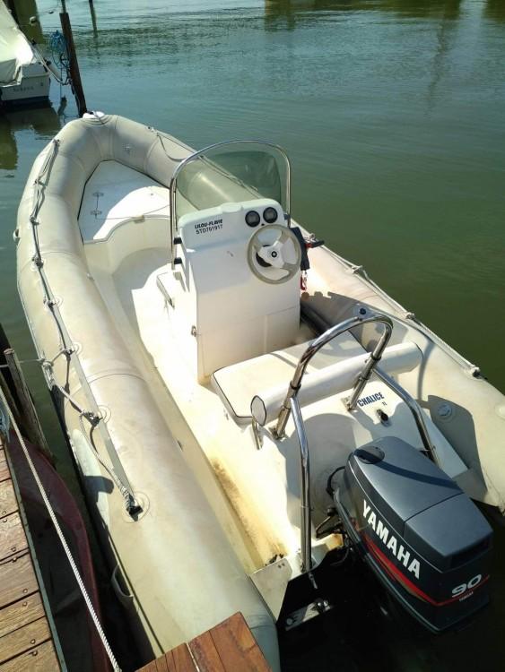 Boat rental Palavas-les-Flots cheap Explorer 550 SB