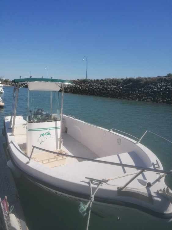 Rental Motorboat Mery Nautic with a permit