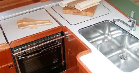 Rental yacht Biograd na Moru - Elan Impression 384 on SamBoat