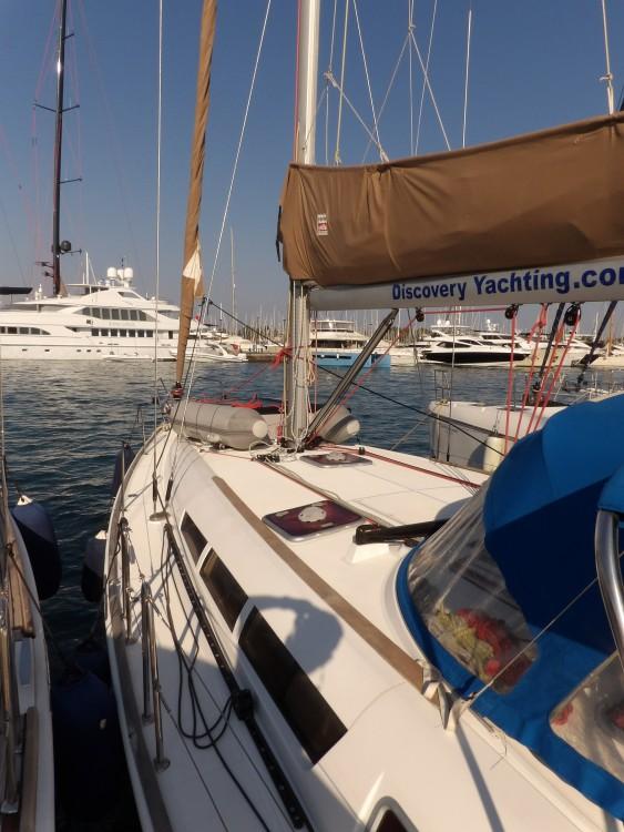 Rental Sailboat in Kontokali - Jeanneau Sun Odyssey 44i