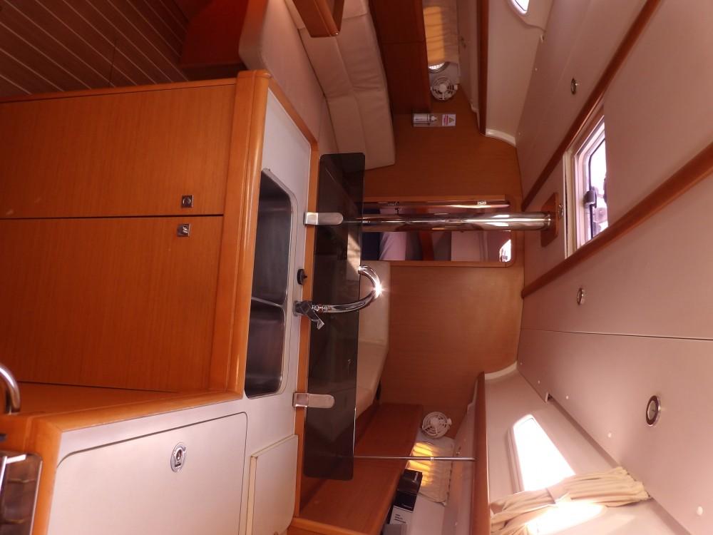 Rental Sailboat in Kontokali - Jeanneau Sun Odyssey 36i