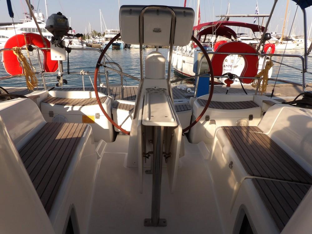 Boat rental Jeanneau Sun Odyssey 36i in Kontokali on Samboat