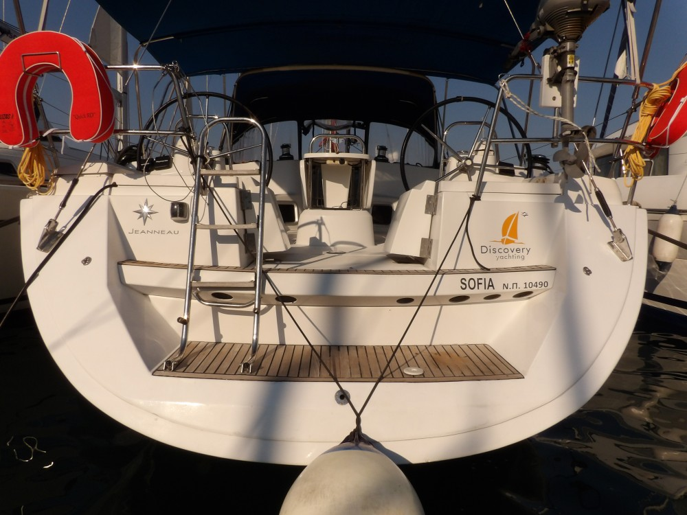 Rental yacht Kontokali - Jeanneau Sun Odyssey 44i on SamBoat