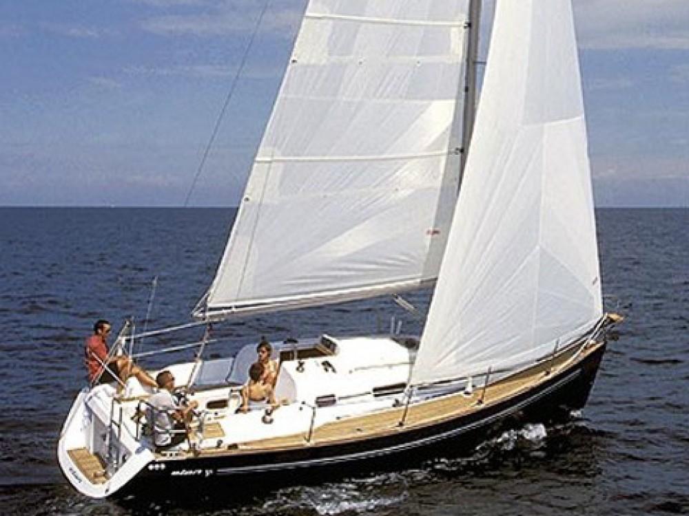 Boat rental Grad Biograd na Moru cheap Elan 31