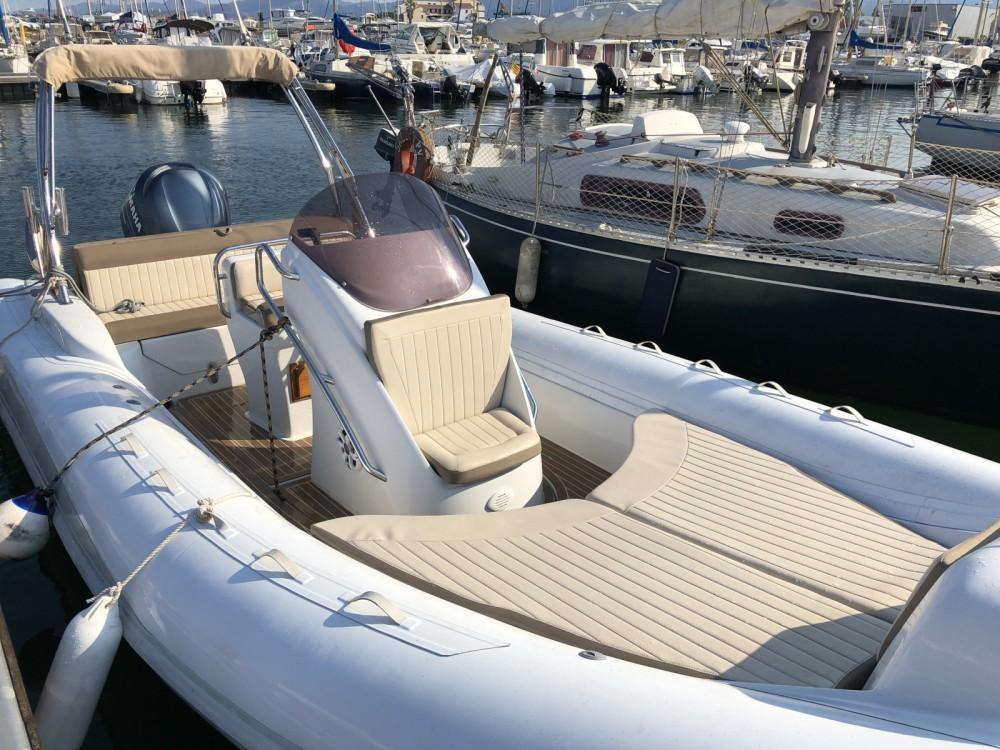 Rental yacht Saint-Cyprien - Callegari Olimpus 66 on SamBoat