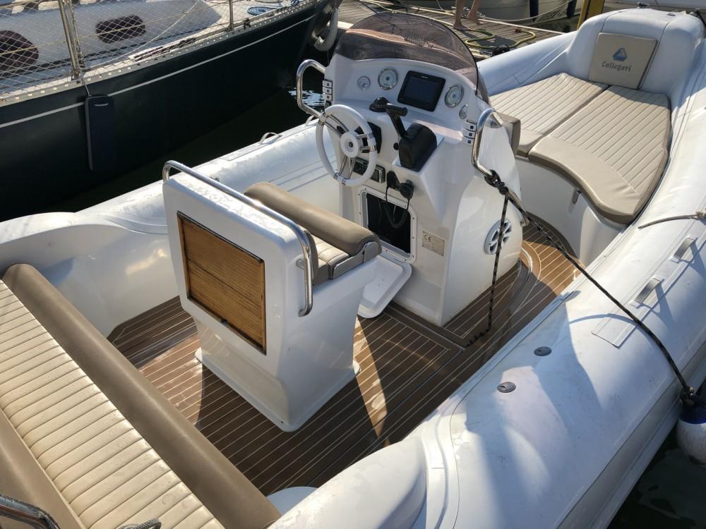 Boat rental Callegari Olimpus 66 in Saint-Cyprien on Samboat