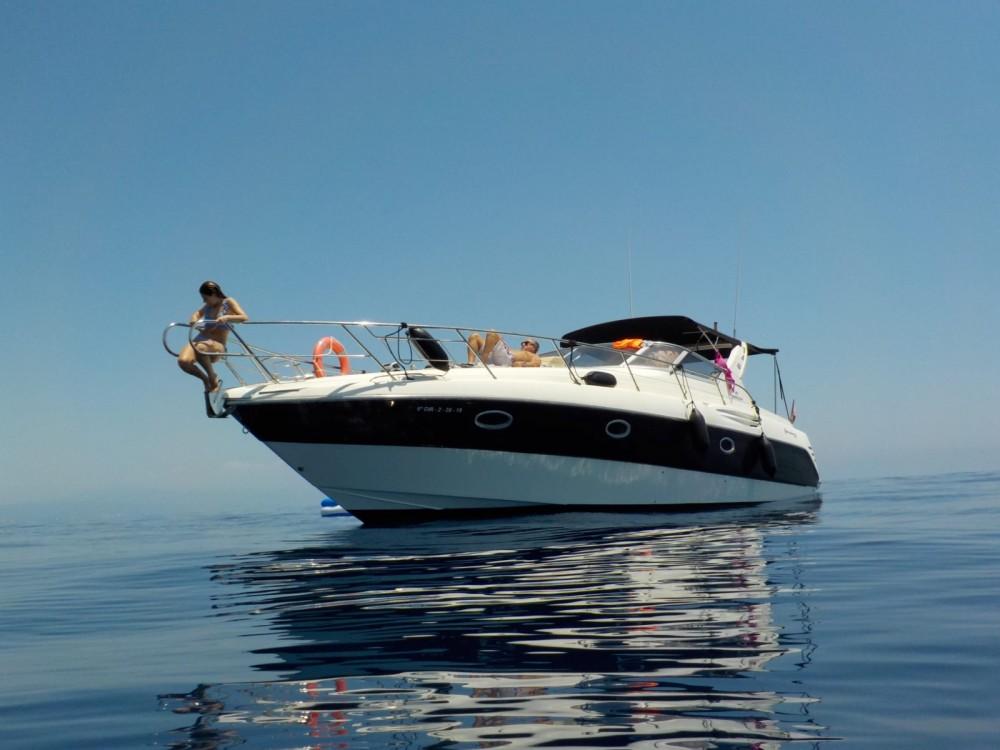 Rental yacht Benalmádena - Cranchi Smeraldo 37 on SamBoat