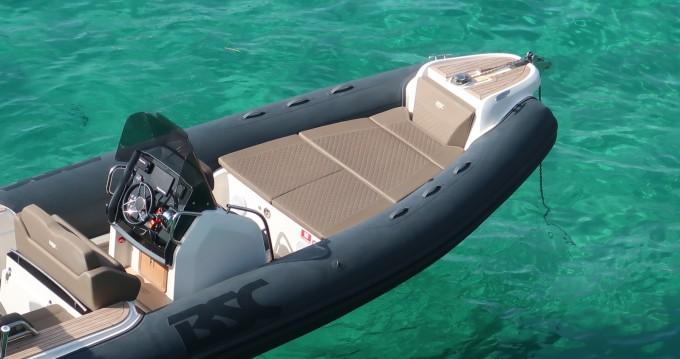 Boat rental Sant Antoni de Portmany cheap BSC 78