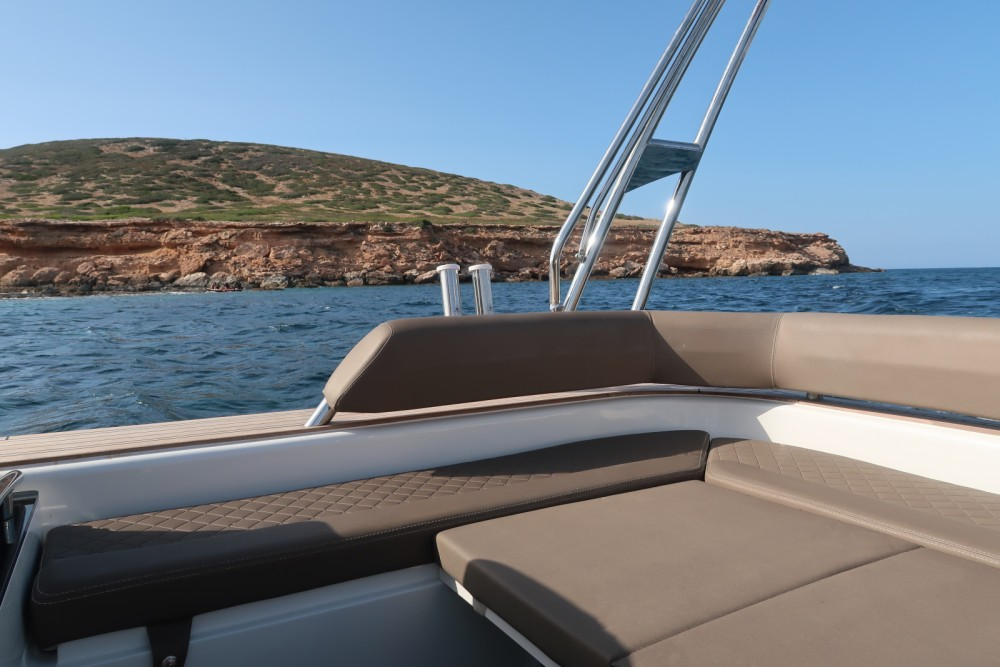 Boat rental Bsc BSC 78 in Balearic Islands on Samboat