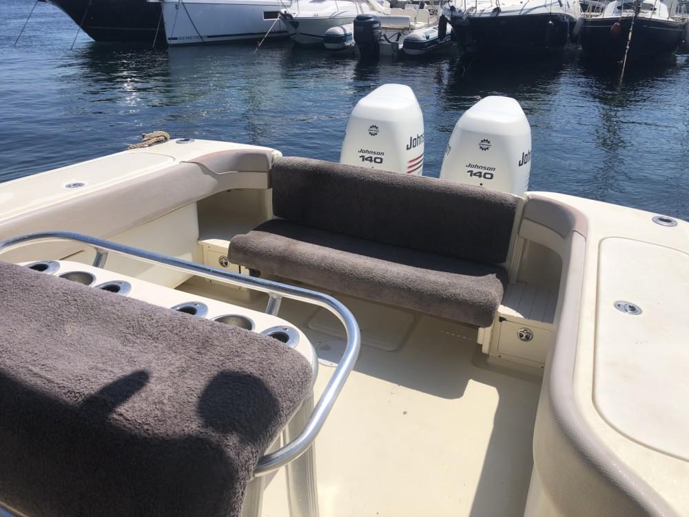 Boat rental Hyères cheap Sportfish