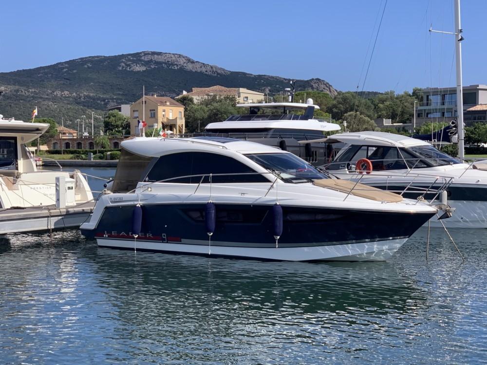 Boat rental Saint-Laurent-du-Var cheap Leader 9