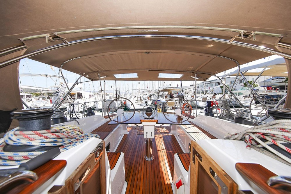 Rental yacht Trogir - Bavaria Cruiser 51 on SamBoat