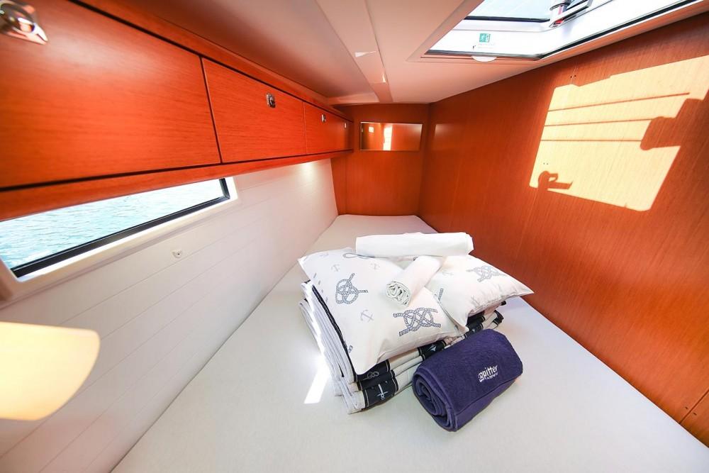 Bavaria Cruiser 51 between personal and professional Trogir
