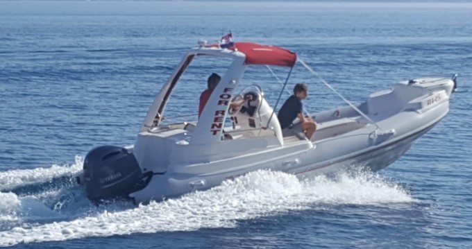 Rental yacht Omiš - Ris Marine 599  on SamBoat