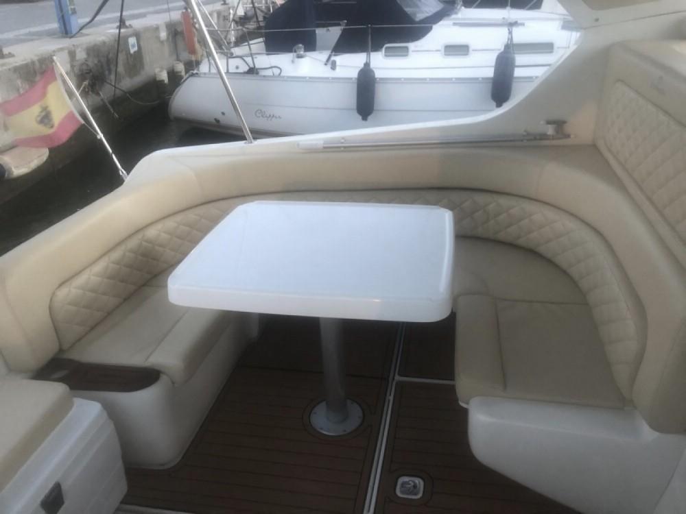 Boat rental Cranchi Smeraldo 37 in Benalmádena on Samboat