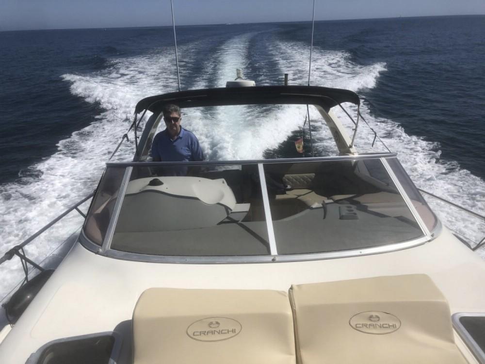 Rental Motorboat in Benalmádena - Cranchi Smeraldo 37