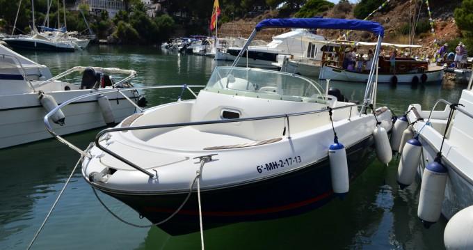 Rental yacht Ciutadella de Menorca - Jeanneau Cap Camarat 625 WA on SamBoat