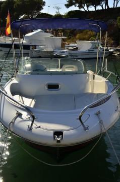 Jeanneau Cap Camarat 625 WA between personal and professional Ciutadella de Menorca