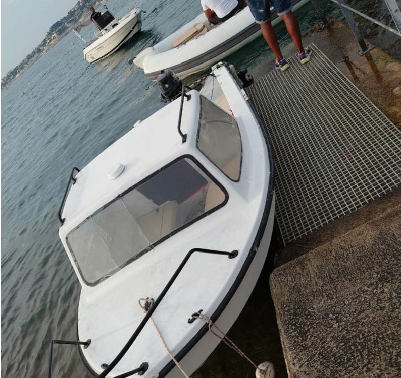 Boat rental Dejon  Cabine in Marseille on Samboat