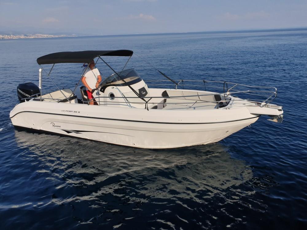 Rental yacht Opatija - Ranieri Voyager 26 S on SamBoat