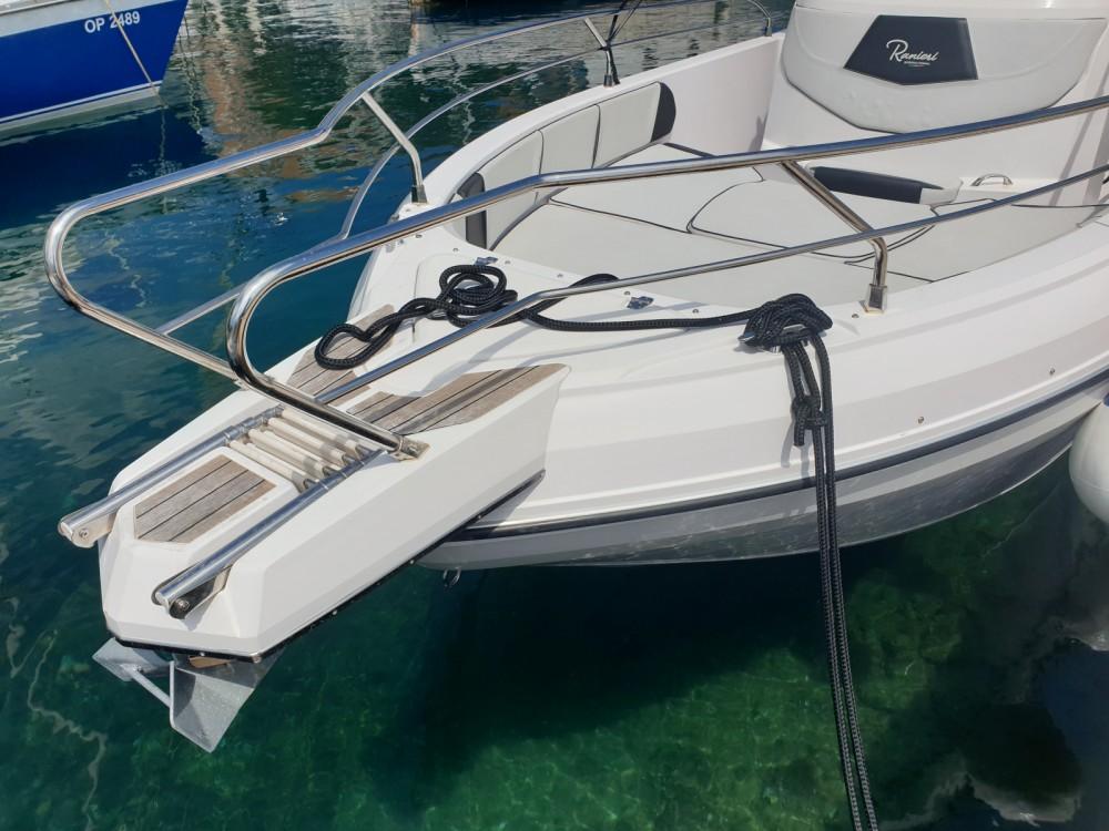Boat rental Ranieri Voyager 26 S in Opatija on Samboat