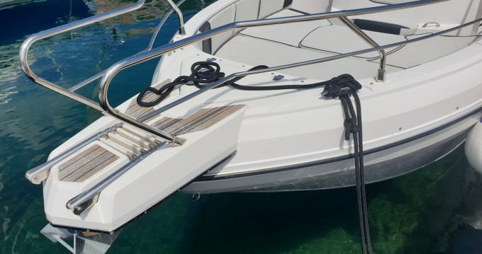 Hire Motorboat with or without skipper Ranieri Opatija