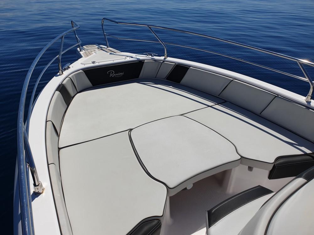 Boat rental Opatija cheap Voyager 26 S